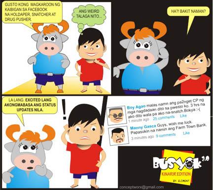 BUSYOK COMICS 1