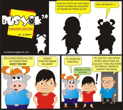 BUSYOK COMICS 2