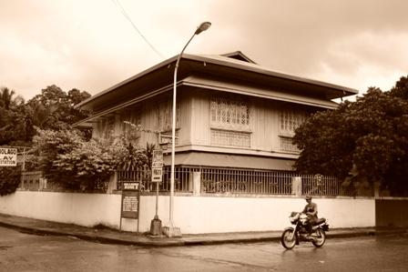 Mga lumang bahay blographics for Terrace ng bahay