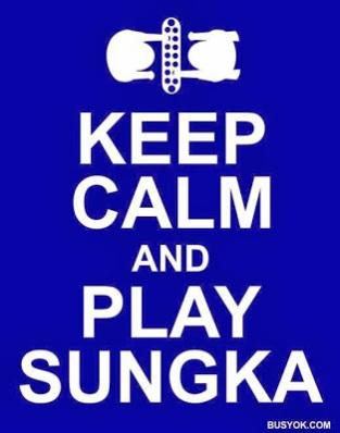 keep calm, sungka